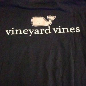 Vineyard Vines Whale Long Sleeve Top SZ XS